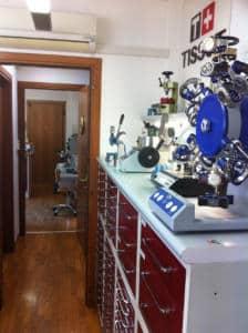 Laboratorio Riparazione orologi Orologerie Palladio