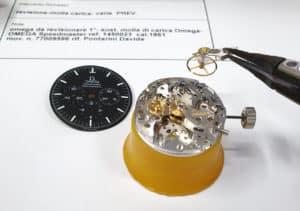 Laboratorio riparazione orologi Vicenza Orologerie Palladio