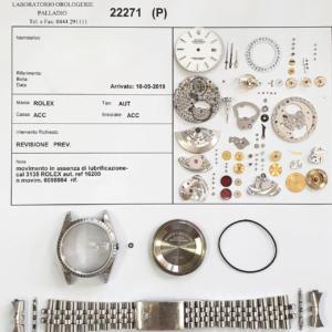 Riparazione orologi Orologerie Palladio a Vicenza