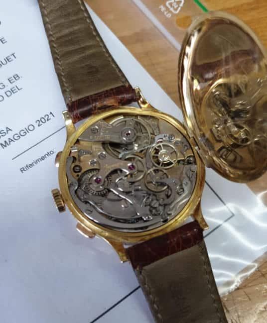 Riparazione orologi Vicenza Orologerie Palladio