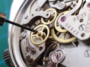 Riparazione orologi di pregio Orologerie Palladio